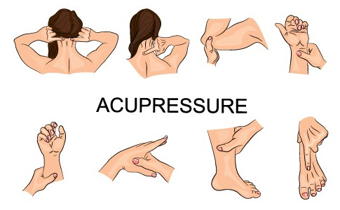 basic acupressure points to learn