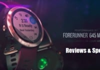 Garmin Forerunner 645 Music- Garmin Fitness Watch Review