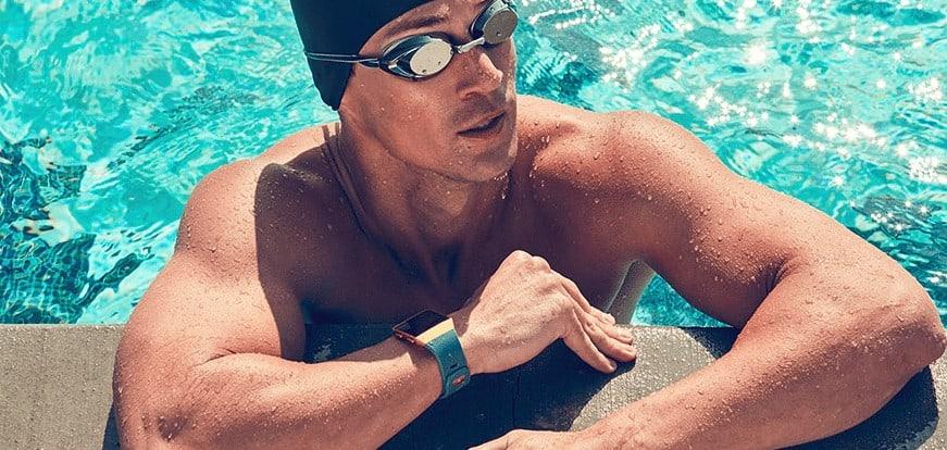 waterproof fitbit watch ionic
