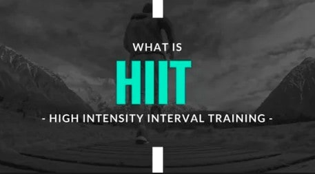 HIIT workout for best results