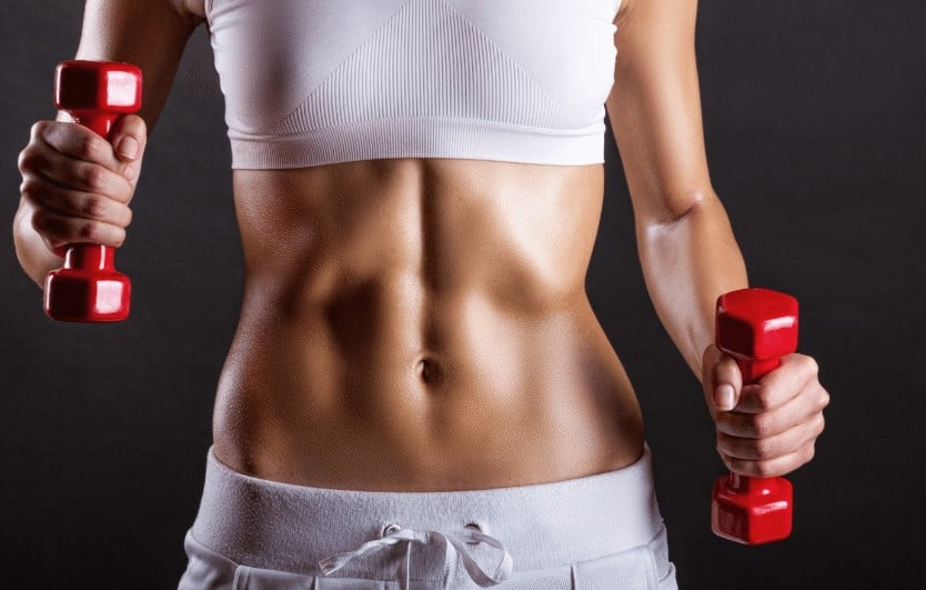 abs workouts for women