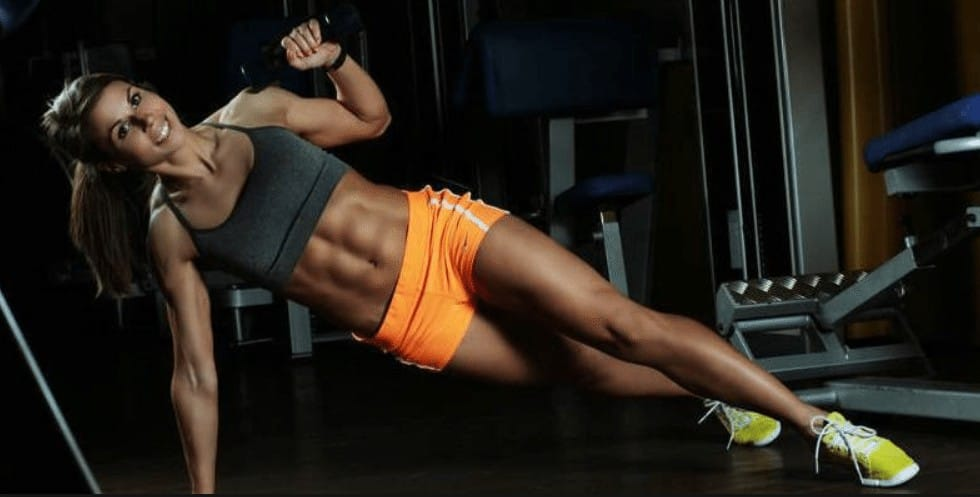 best workouts for abs for women