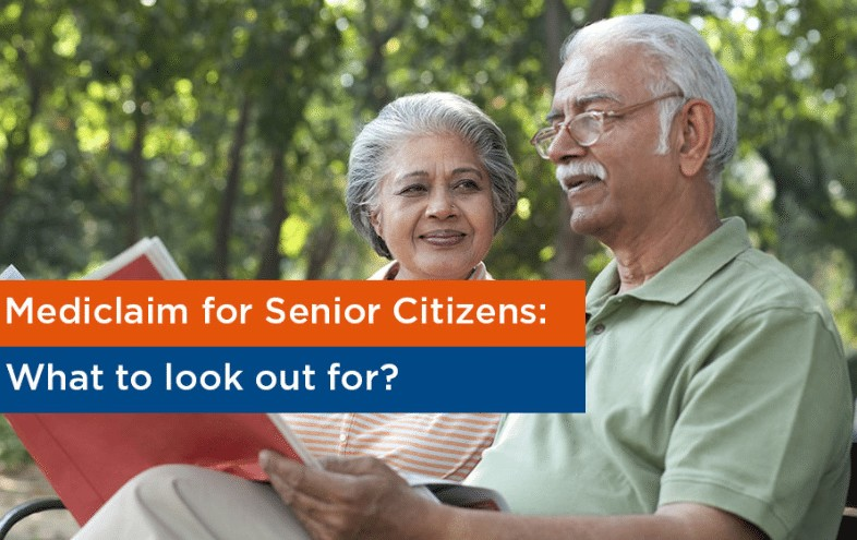 best mediclaim policy for senior citizens