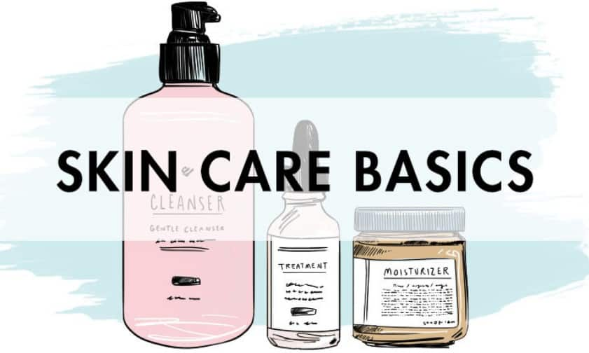 skin care products line