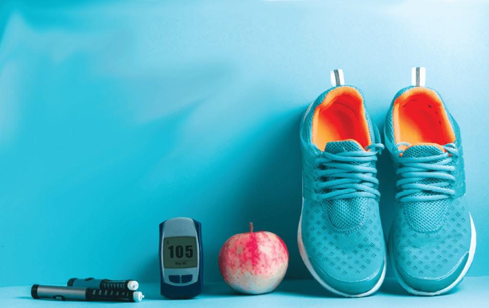 diabetes regular exercise