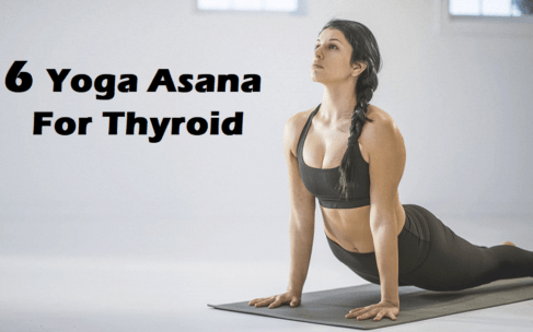 6 Yoga Asanas For Treating Thyroid Problem