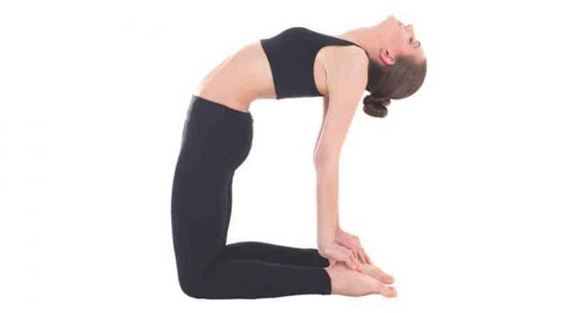 Ustrasana-Camel-Pose