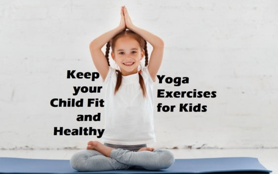 healthy yoga for kids