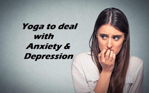 anxiety and depression to deal