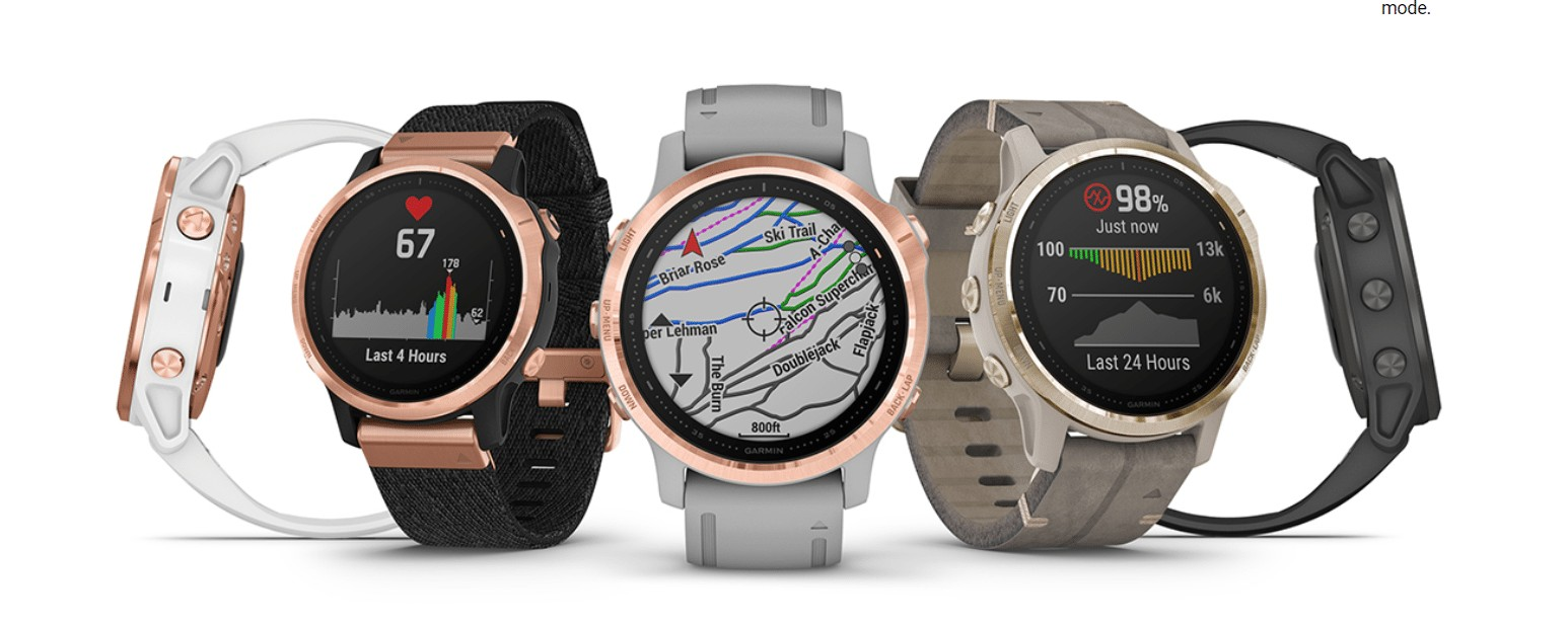 garmin fenix 6s pro reviews