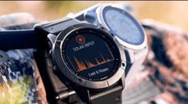 garmin fenix 6s pro smartwatch