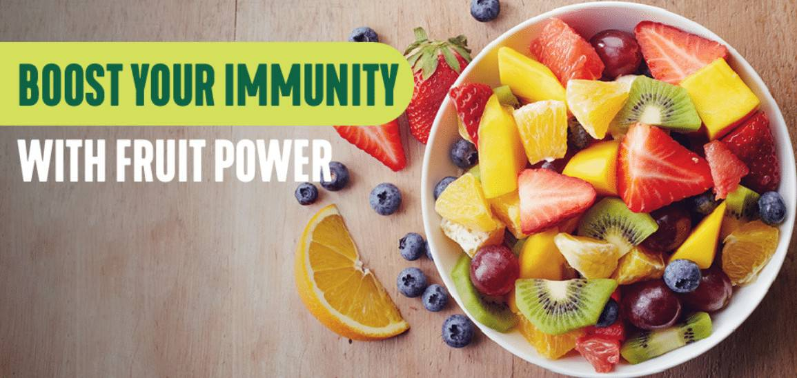 immunity for body fruits