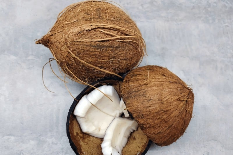 raw coconut health benefits