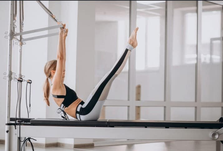 reformer pilates workout