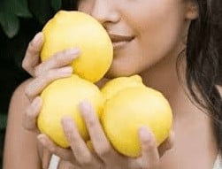 citrus fruits for bad breath