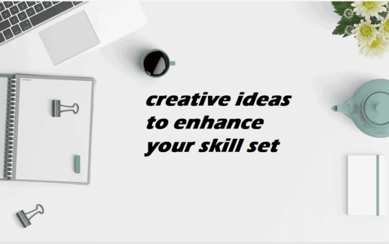 creative skills or activities while lockdown