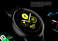 Samsung Active and Active 2 Watch Series Comparison