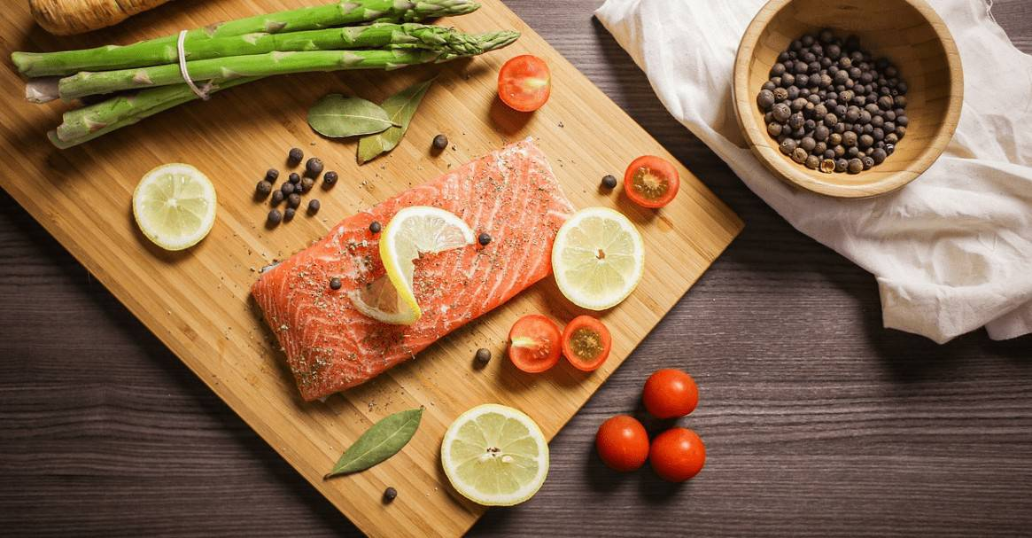salmon for foods with high vitamin d