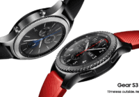 Samsung Gear S3 Frontier Smart Watch, Reviews & Features