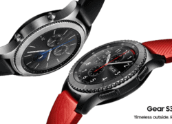 Samsung Gear S3 Frontier Smart Watch, Reviews & Features
