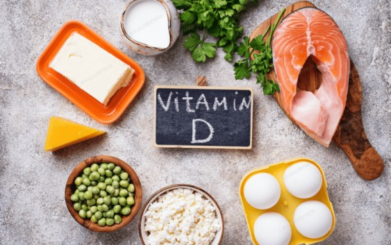 vitamin D rich foods, increase vitamin D