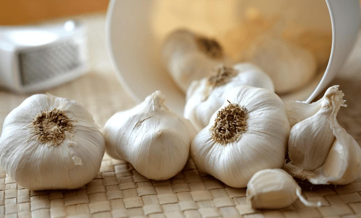 health benefits of garlic in daily diet