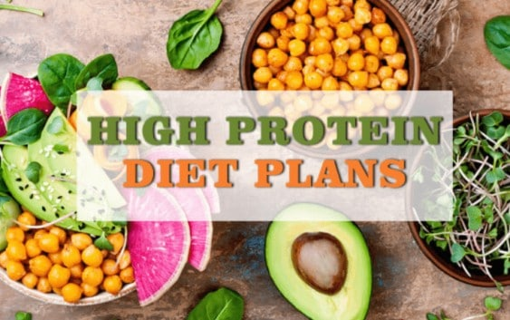 high protein snacks portable and healthy diet