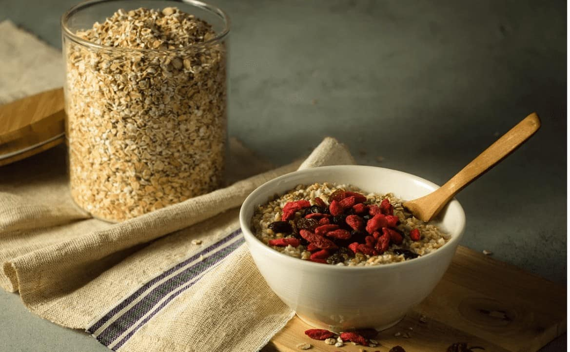 oats for healthy liver