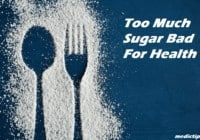 12 Reasons Too Much Sugar is Bad for Health