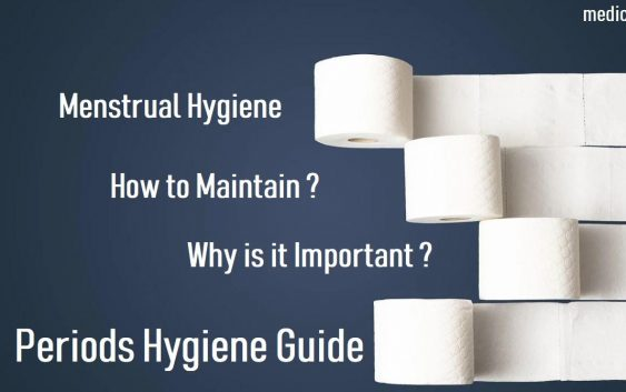 periods or menstrual hygiene