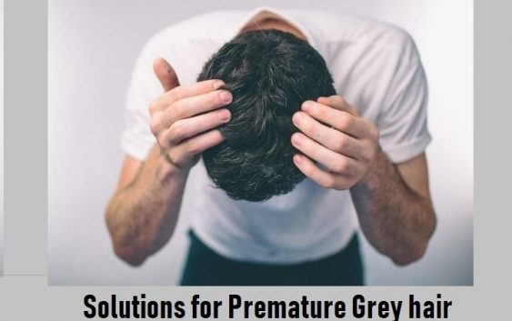 are you having grey hair problem