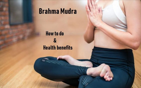 brahma mudra asana how to do