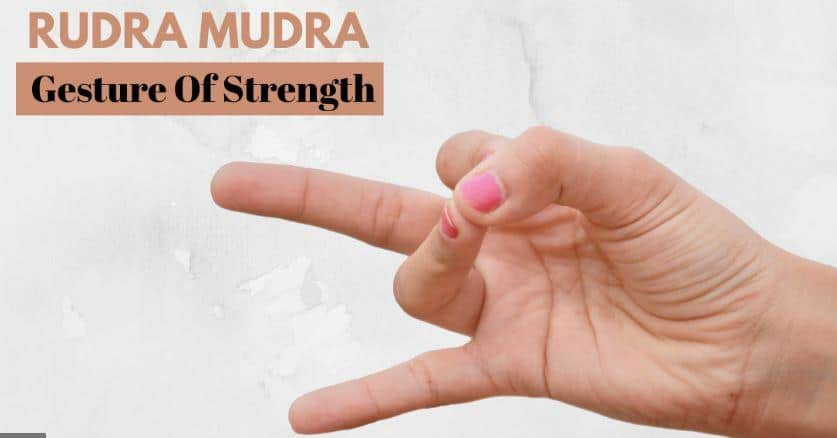 different types of mudras