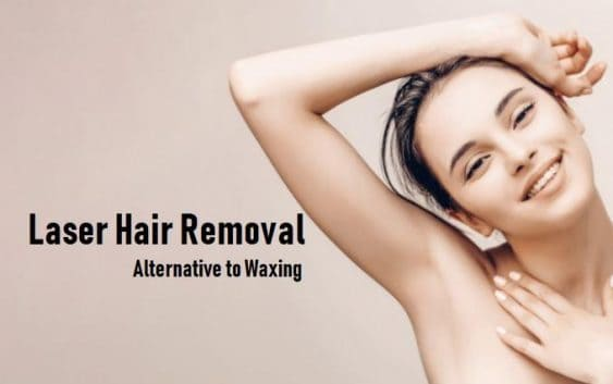 laser hair removal , waxing