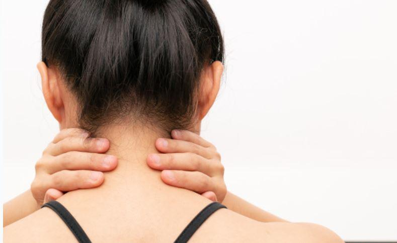 major neck pain and shoulder pain