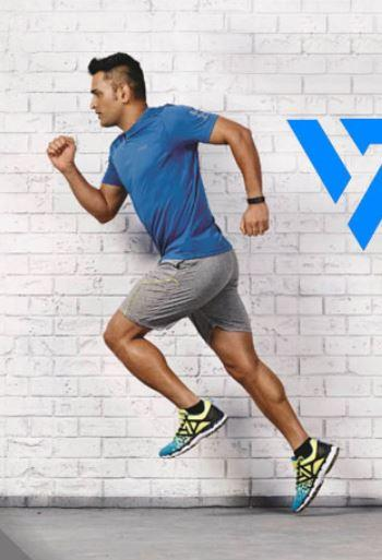 ms dhoni workout