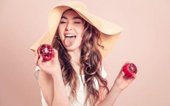pomegranate fuits benefits