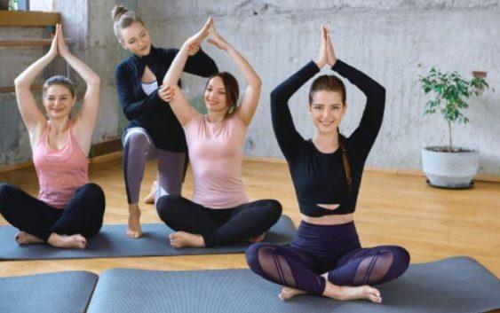 yoga mudra asana ; ganesha mudra