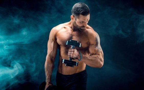 biceps workout for men