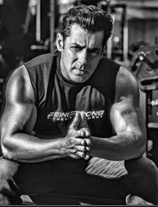 salman khan workout routine fitness