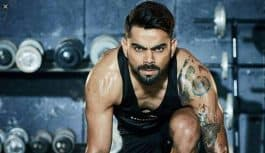Virat Kohli Fitness Workout Routine and Diet Plan