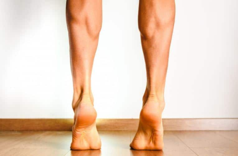 calf raise workout for women