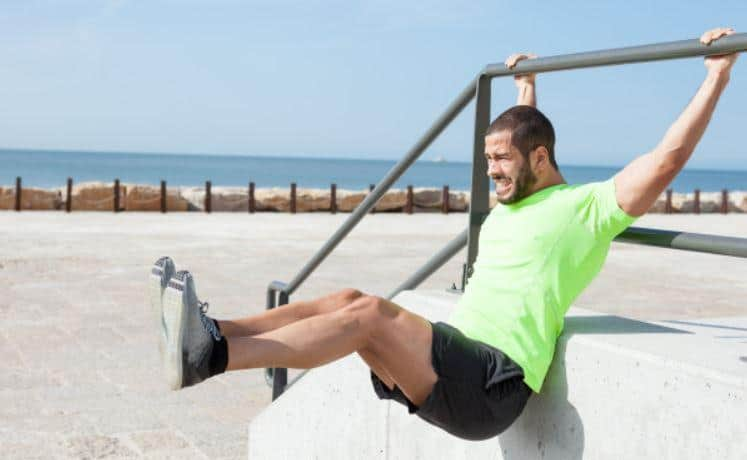 leg raise workout routine