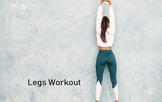 legs workout for women