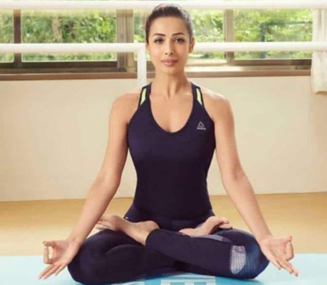 malaika arora yoga tips