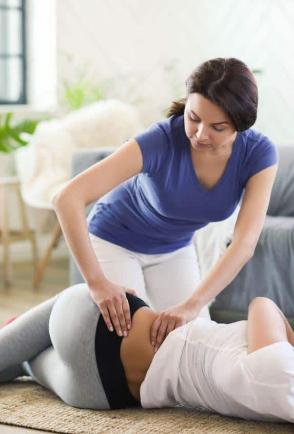 massage and physio therapy for body pain