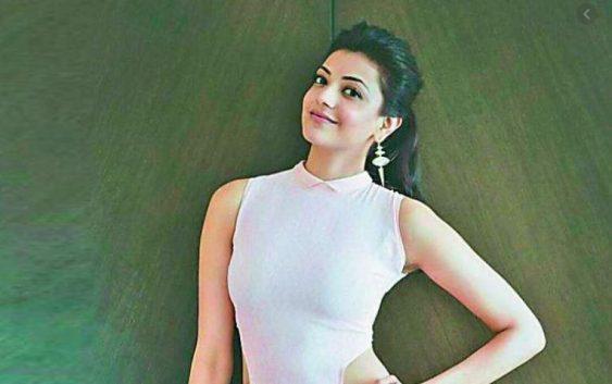 sexy kajal aggarwal workout regime