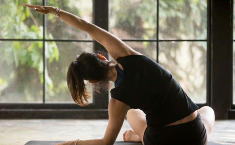 side bend and rotation for neck pain