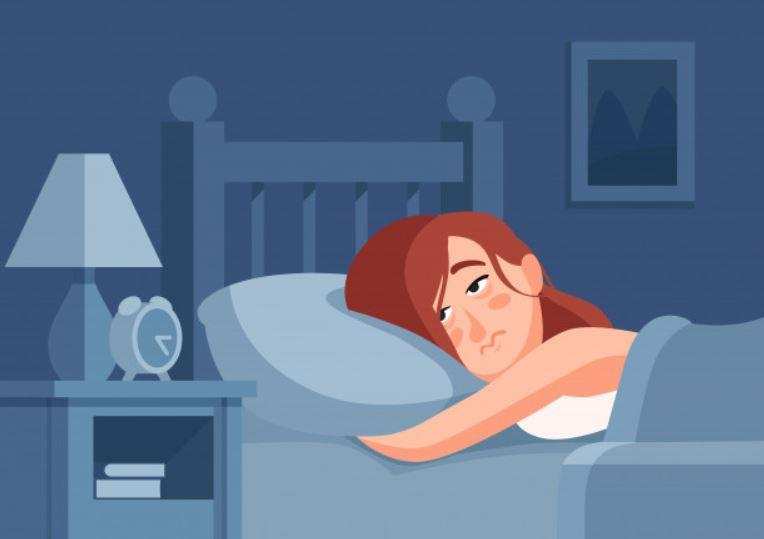 sleeping problem and body pain