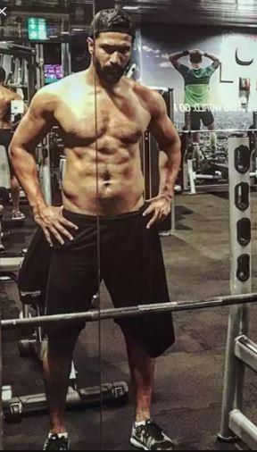 vicky kaushal workout regime
